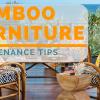 Bamboo Furniture Maintenance Tips